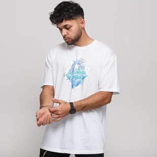 Pink Dolphin Frozen Waves Tee