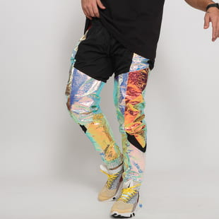 Pink Dolphin Iridescent Waves Breaker Pant