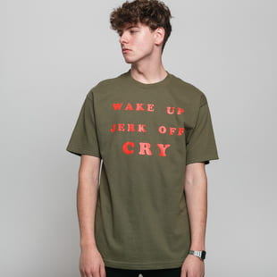 PLEASURES Wake Up Tee