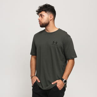 Under Armour Sportstyle LC Back Tee;
