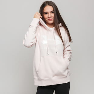 Under Armour W Rival Fleece Sportstyle Graphic Hoodie