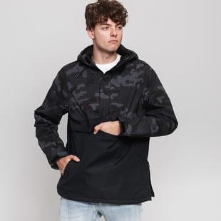 Urban Classics Camo Mix Pull Over Jacket