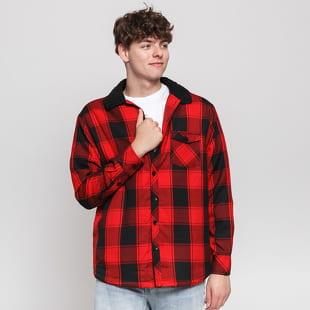 Urban Classics Sherpa Lined Shirt Jacket