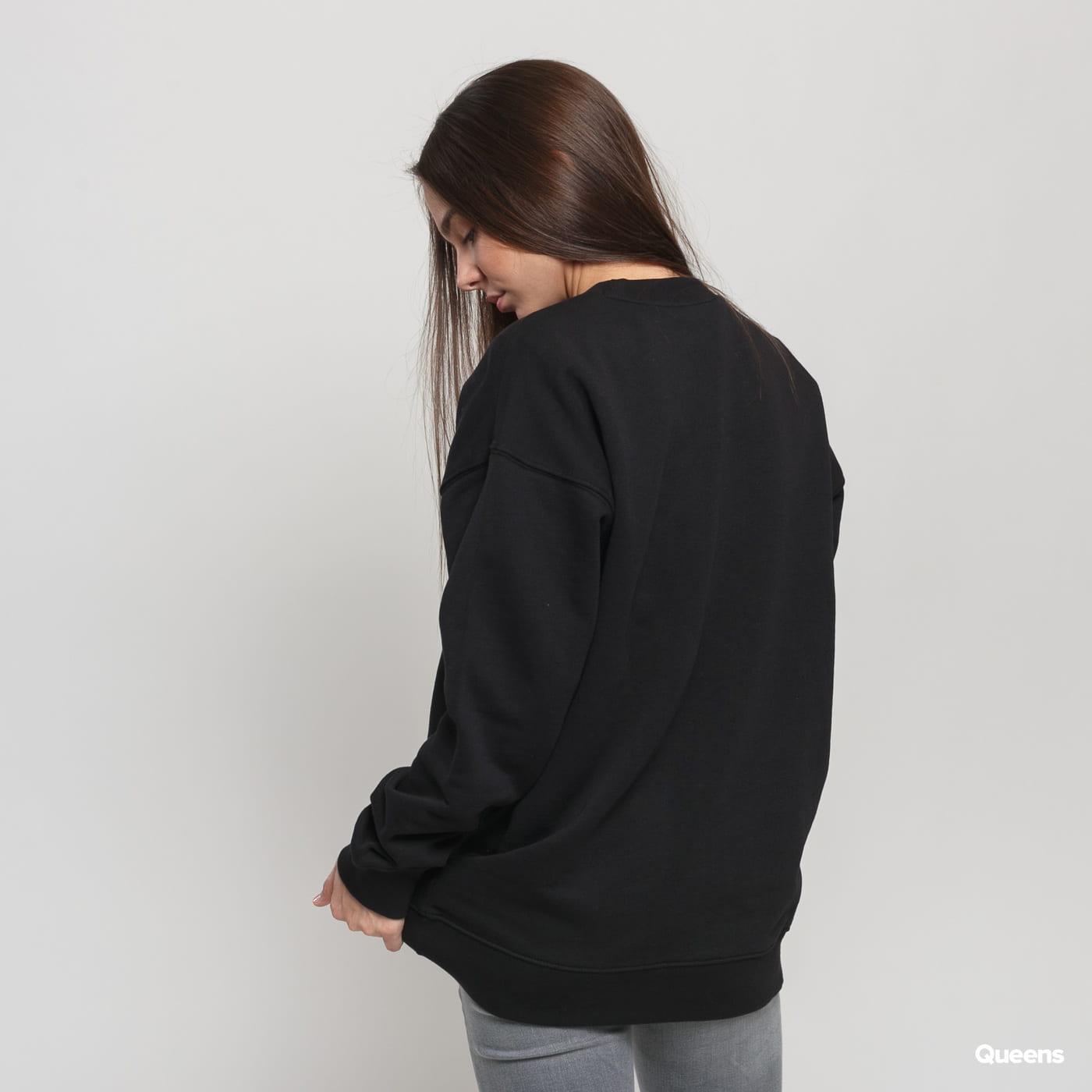 adidas Originals Trefoil Crew Sweat black