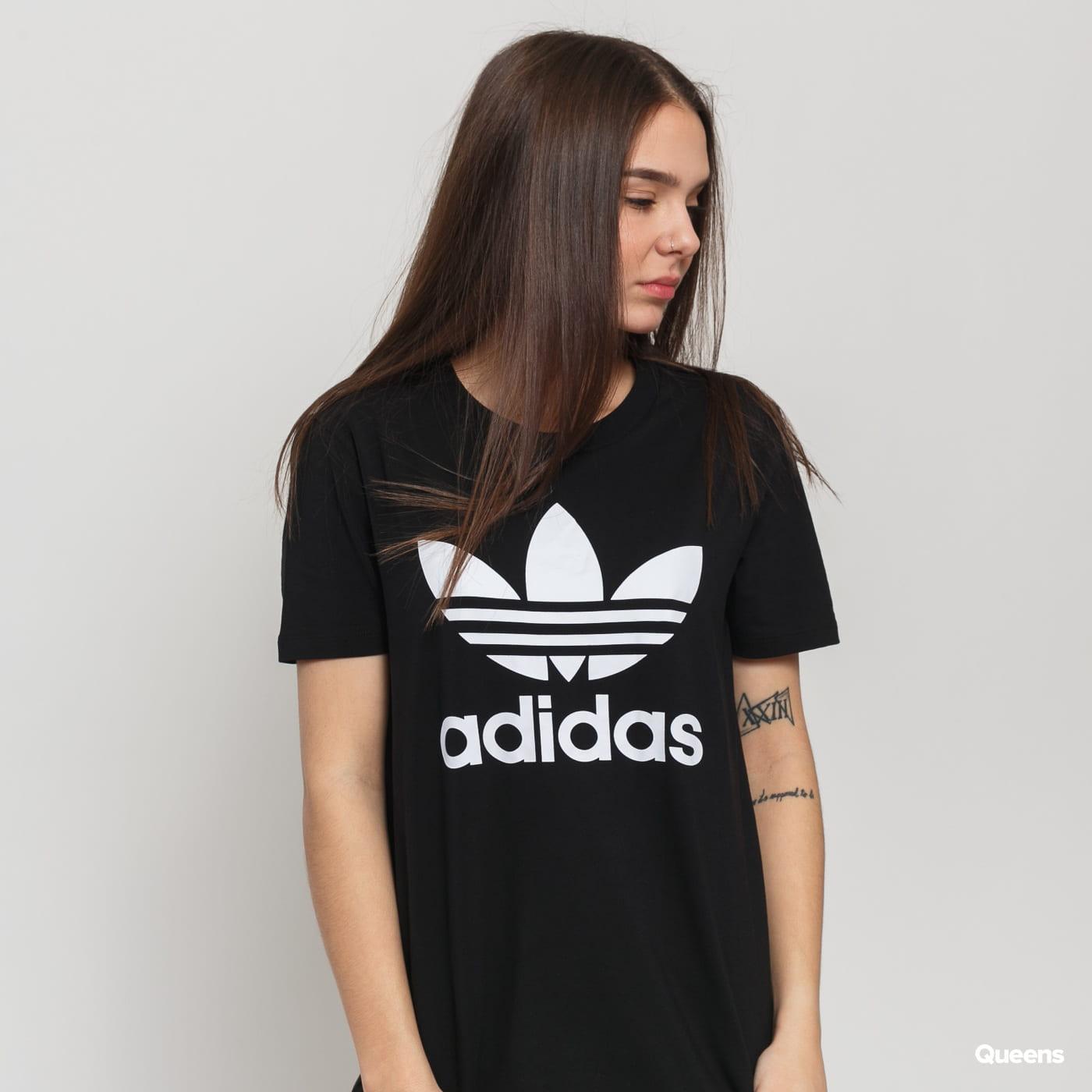 adidas Originals Trefoil Tee black