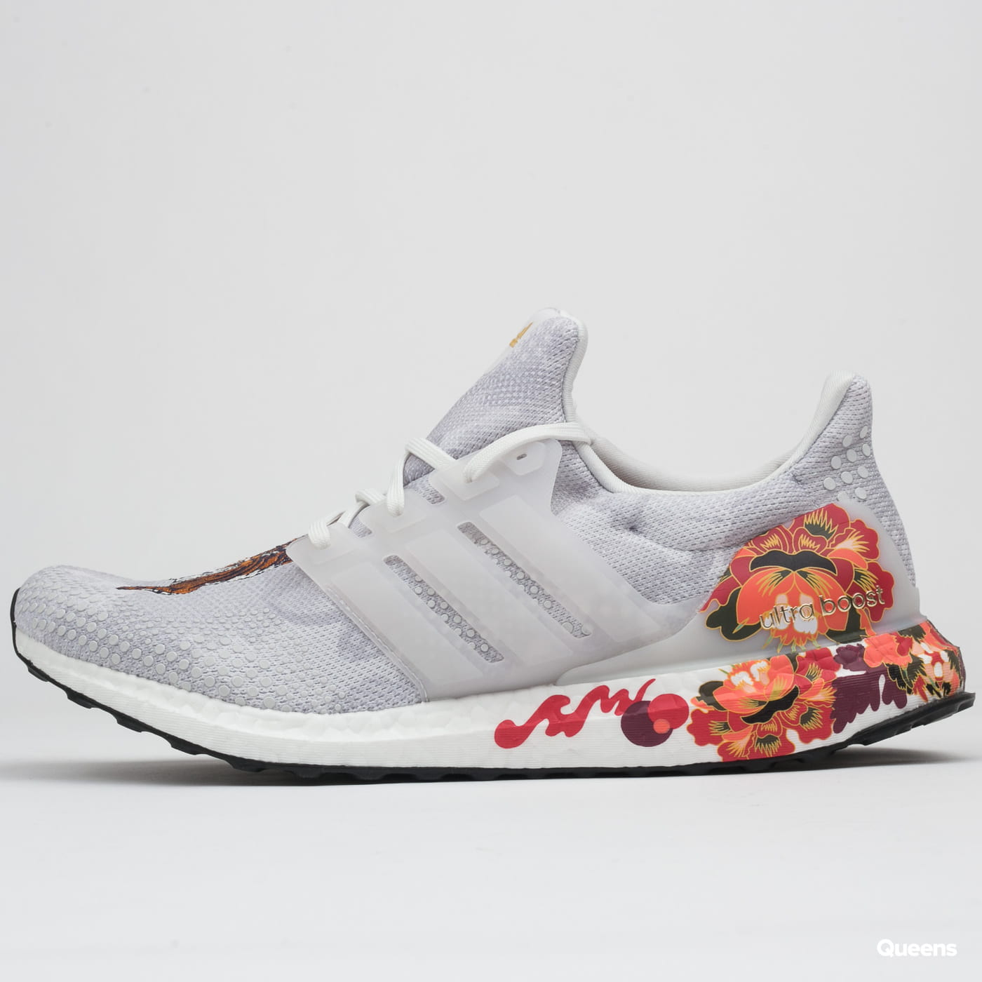 adidas Performance UltraBoost DNA crywht crywht goldmet