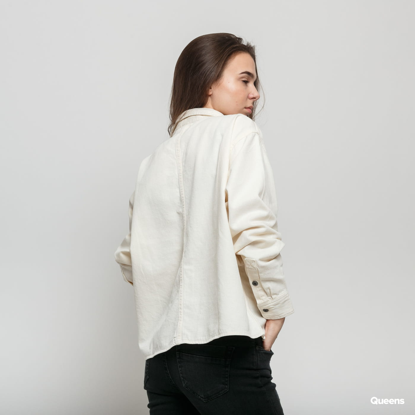 Levi's ® W Gracie Shirt krémová