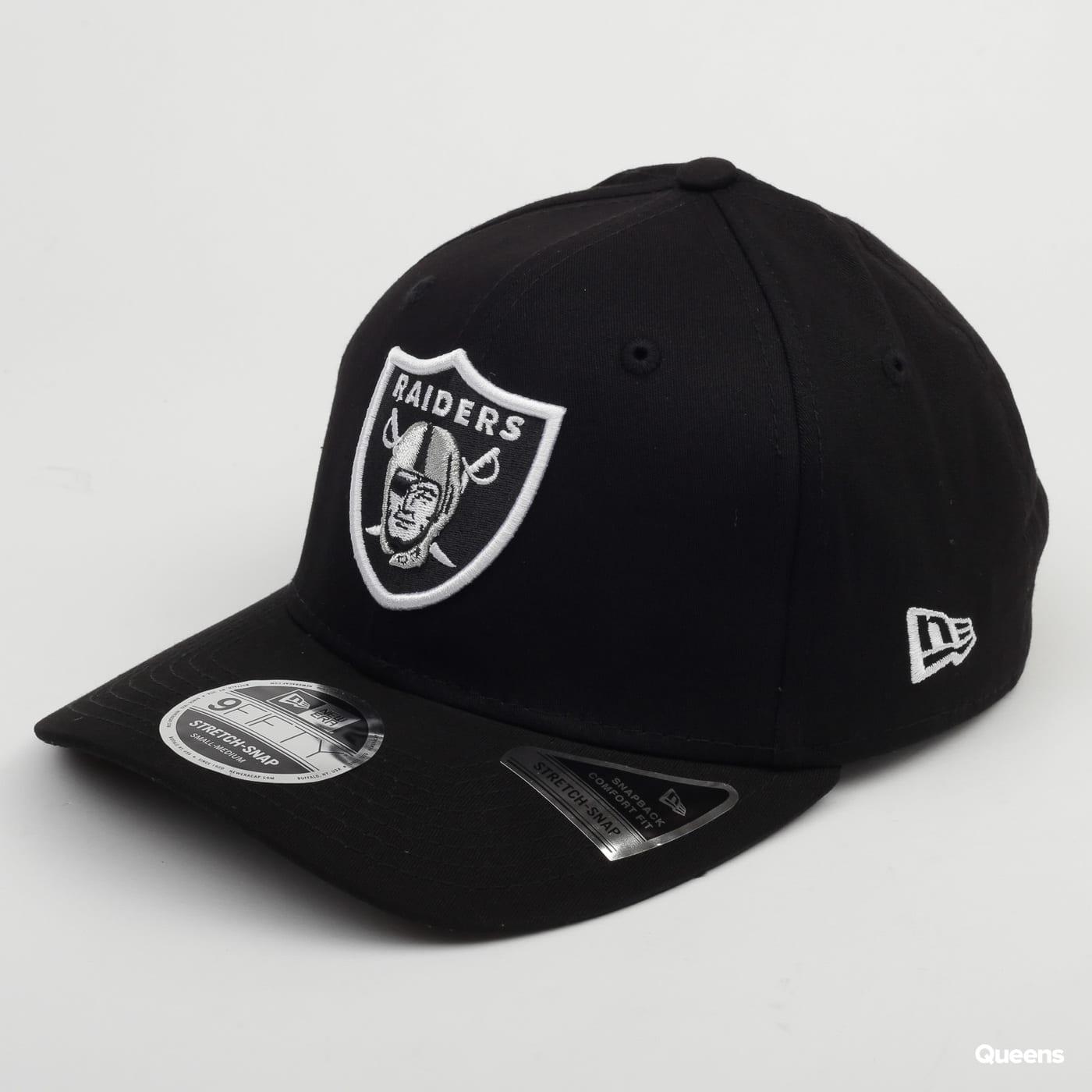 New Era 950 Stretch Snap NFL Team Raiders čierna