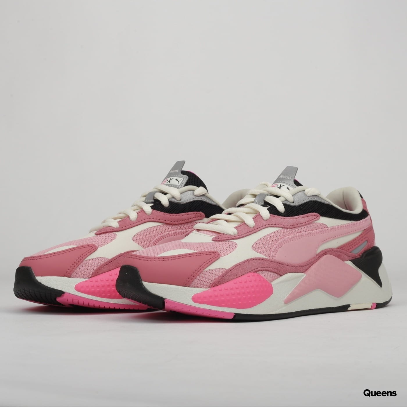 Puma RS-X3 Puzzle rapture rose - peony - whi white
