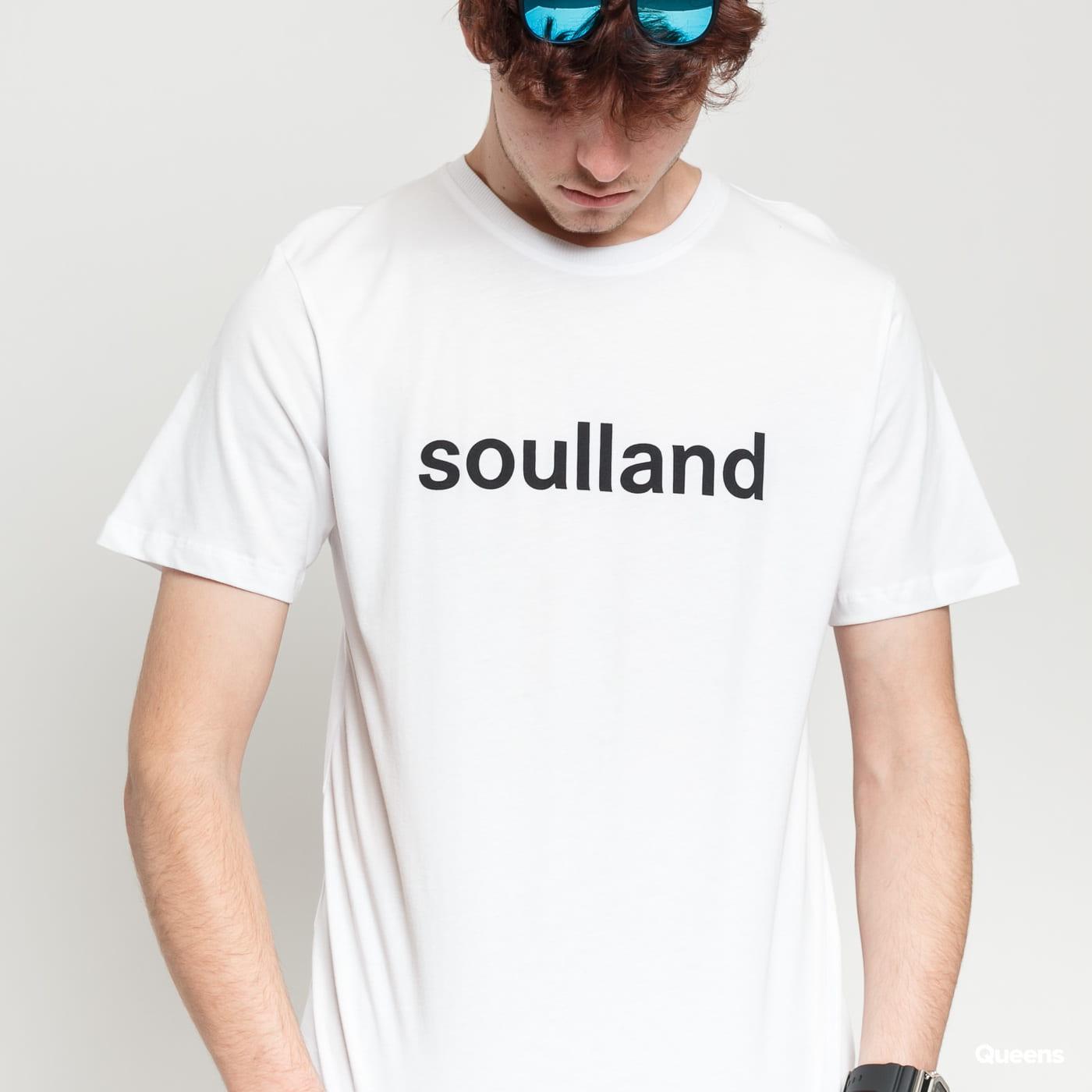 Soulland Chuck Tee biele