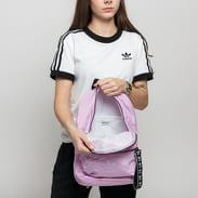 adidas Originals Nylon W Backpack světle fialový
