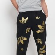 adidas Originals Ref/Met Pant čermé / zlaté