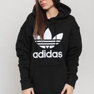 adidas Originals Trefoil Hoodie čierna