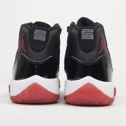 Jordan Air Jordan 11 Retro (GS) black / true red - white