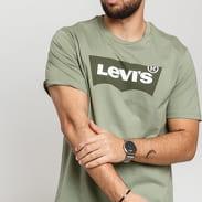 Levi's ® Housemark Graphic Tee HM SSNL EMB olivové
