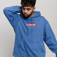 Levi's ® Relaxed Graphic Hoodie modrá