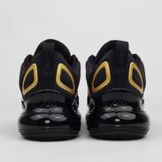 Nike Air Max 720 (GS) black / metallic gold