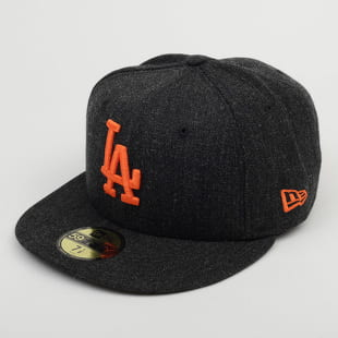 New Era 5950 MLB Black Base LA
