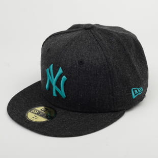 New Era 5950 MLB Black Base NY