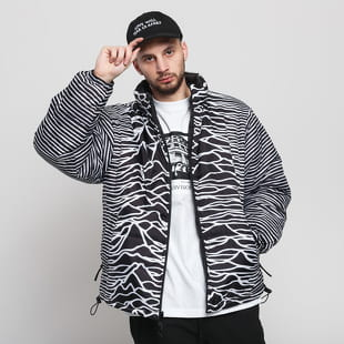 PLEASURES Joy Division Disorder Puffer Jacket