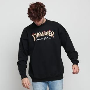 Thrasher Calligraphy Crewneck