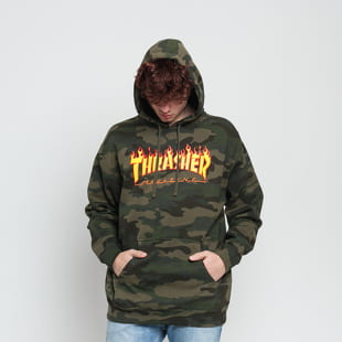 Thrasher Flame Hood