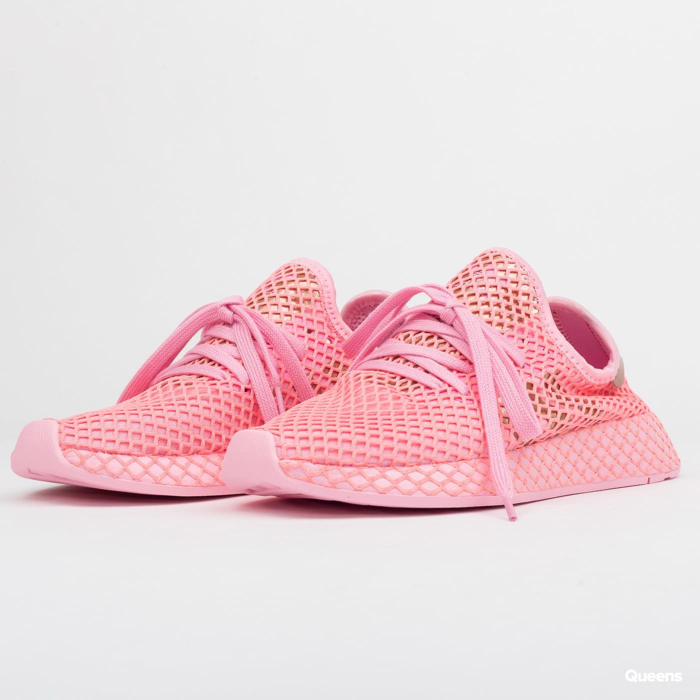 adidas Originals Deerupt Runner W trupnk coppmt glopnk