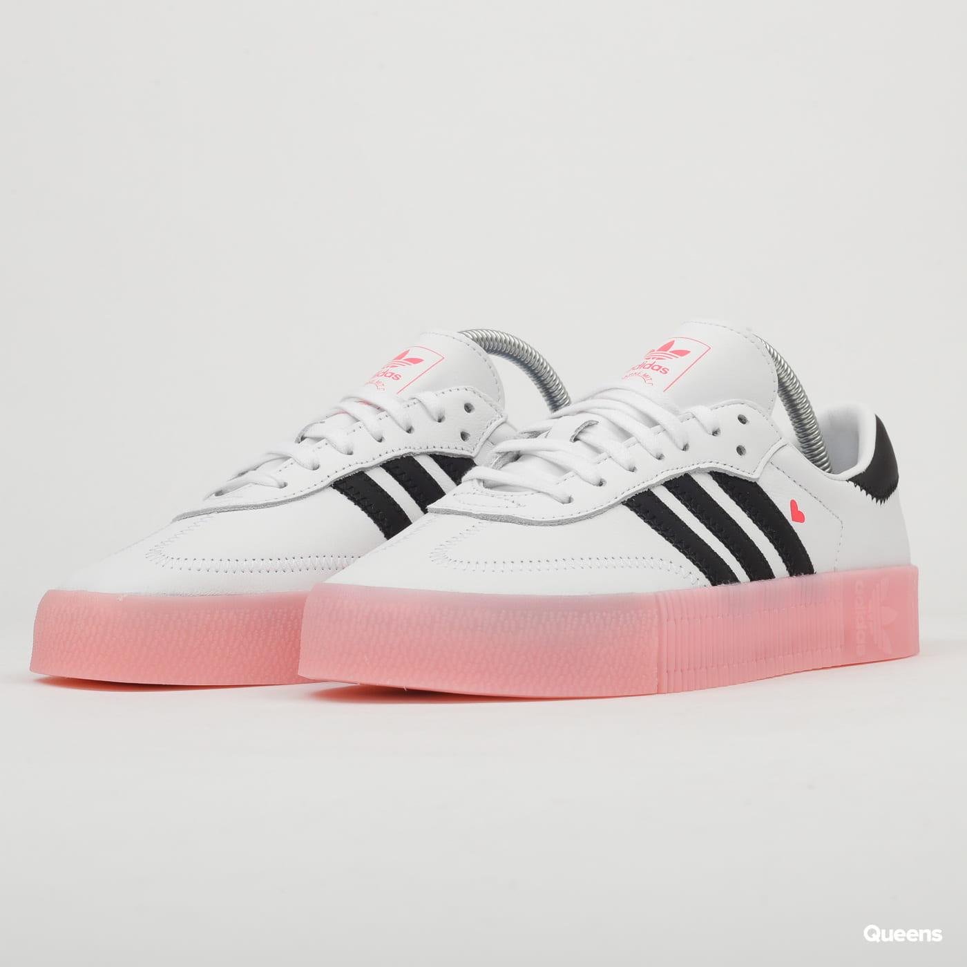 adidas Originals Sambarose W ftwwht / cblack / glopnk