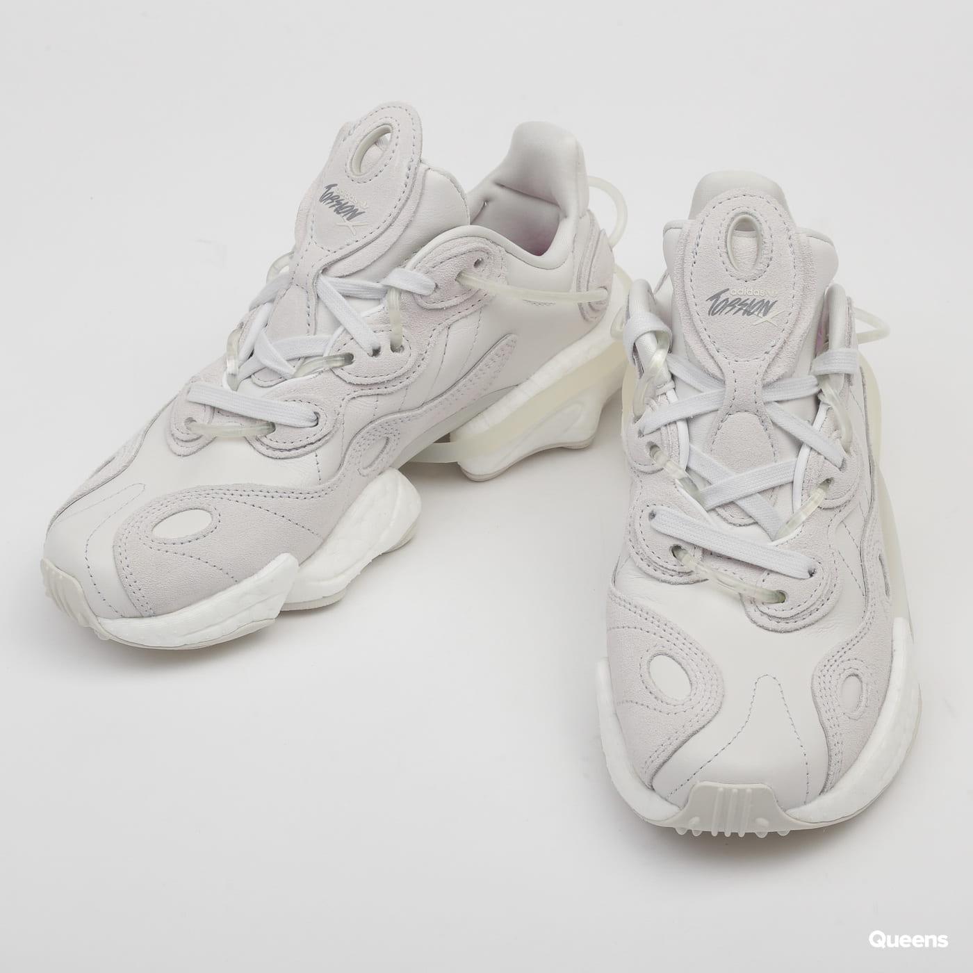 adidas Originals Torsion XW ftwwht / ftwwht / orbgry