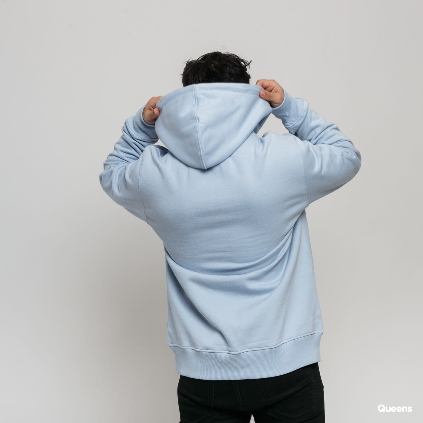 Daily Paper Alias Hoodie light blue