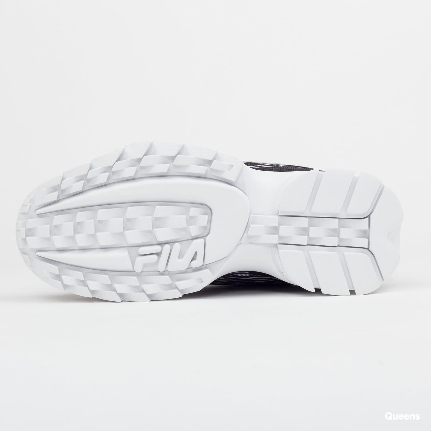 Fila Disruptor Animal WMN zebra black