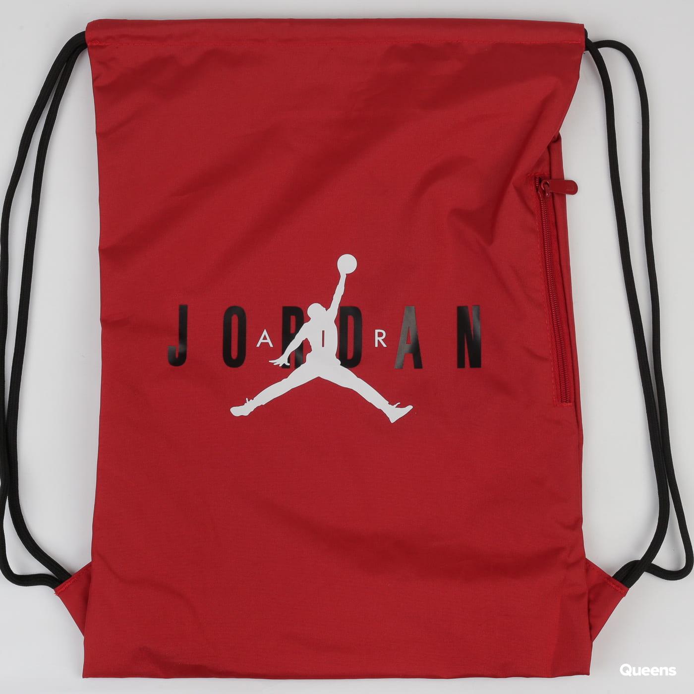 Jordan HBR Gym Sack červený