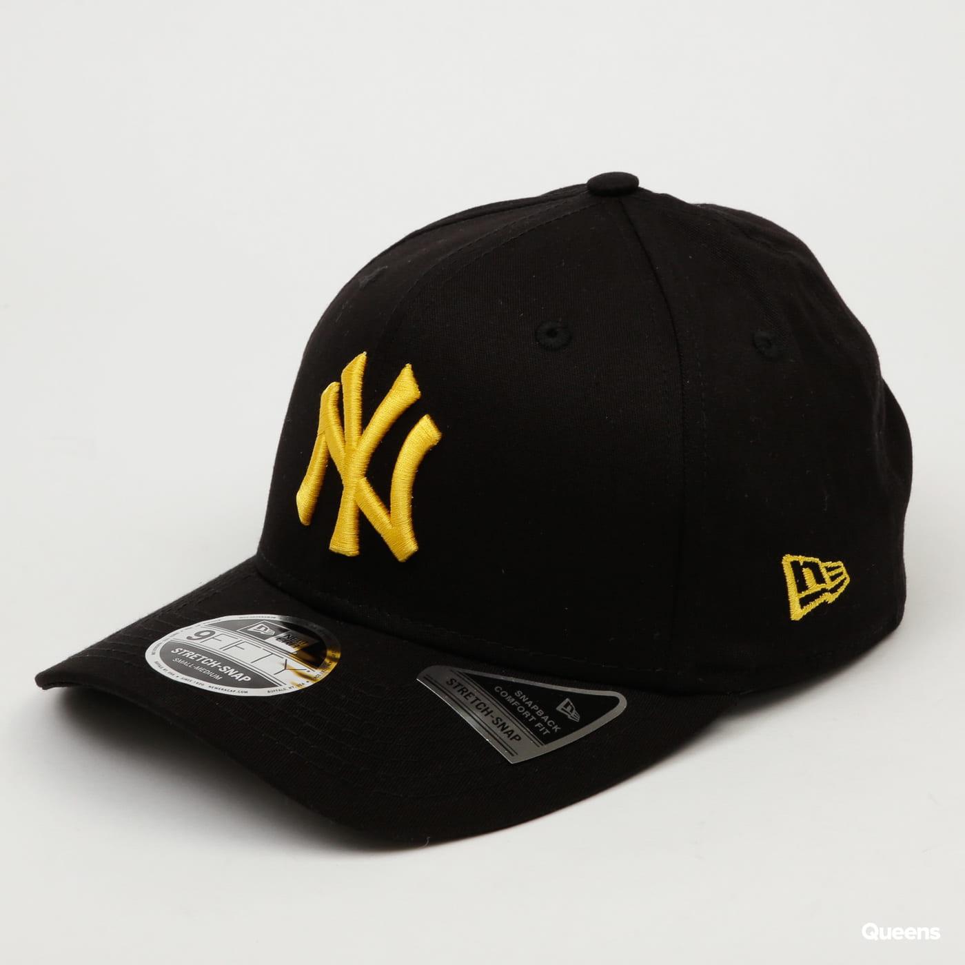 New Era 950 Stretch Snap League Essential NY black / yellow