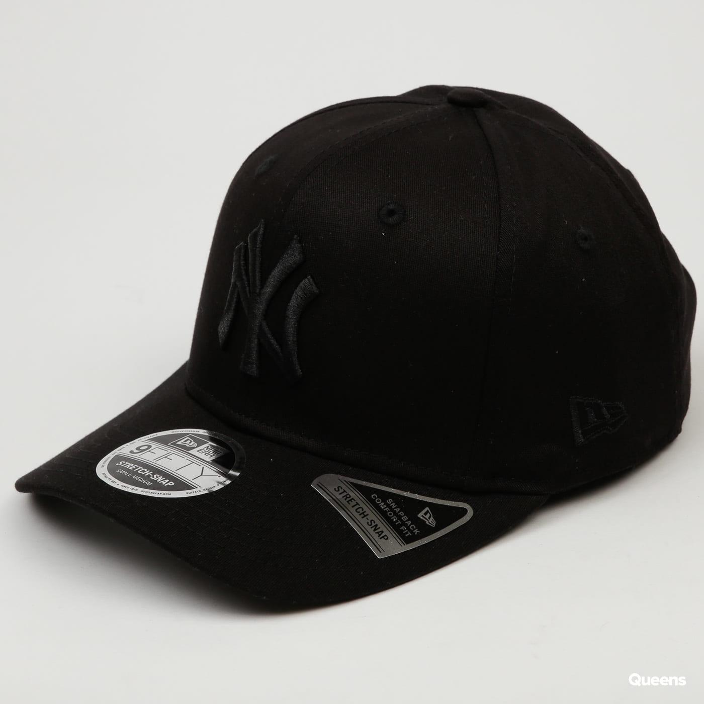New Era 950 Stretch Snap Tonal NY C/O čierna