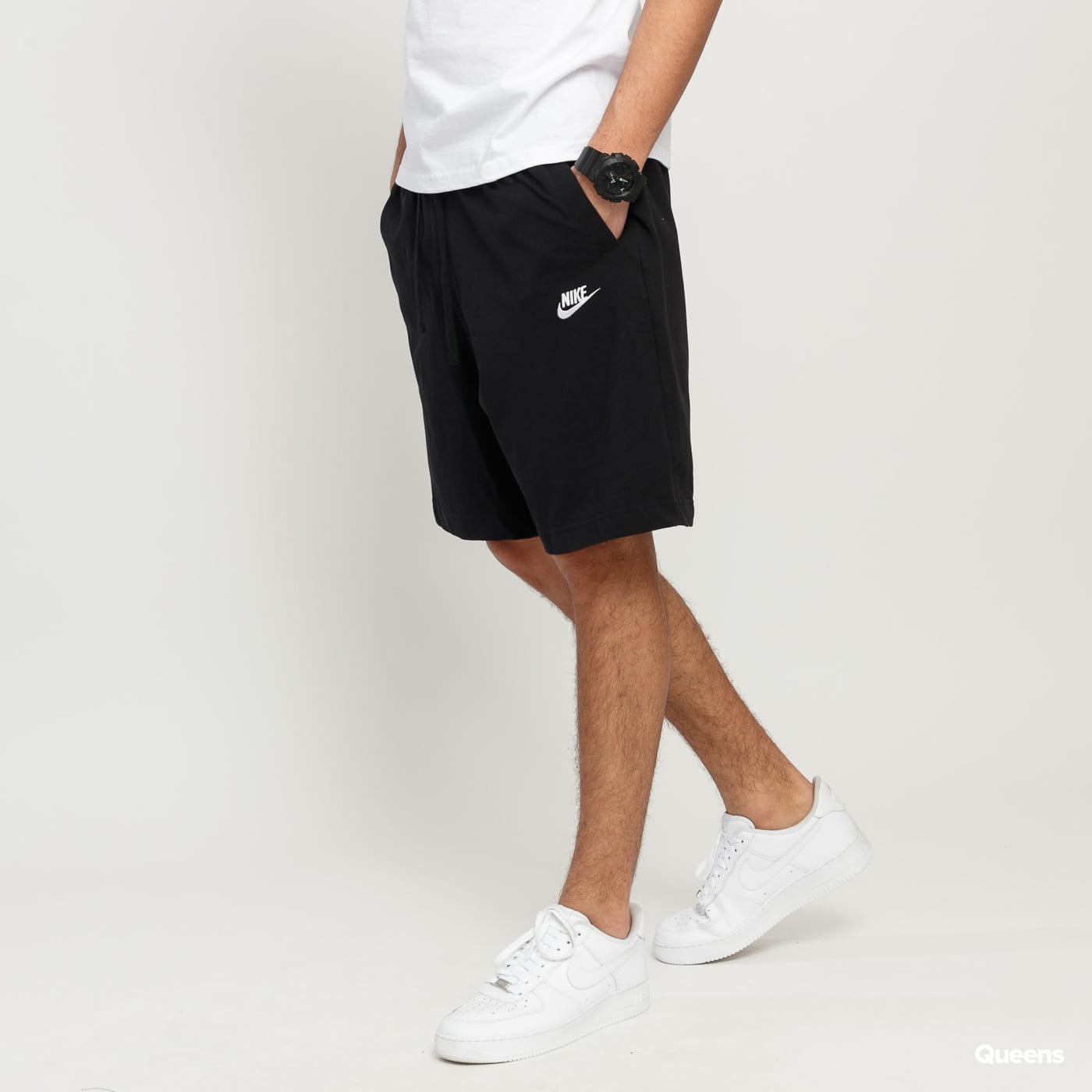 Nike M NSW Club Short Jersey čierne