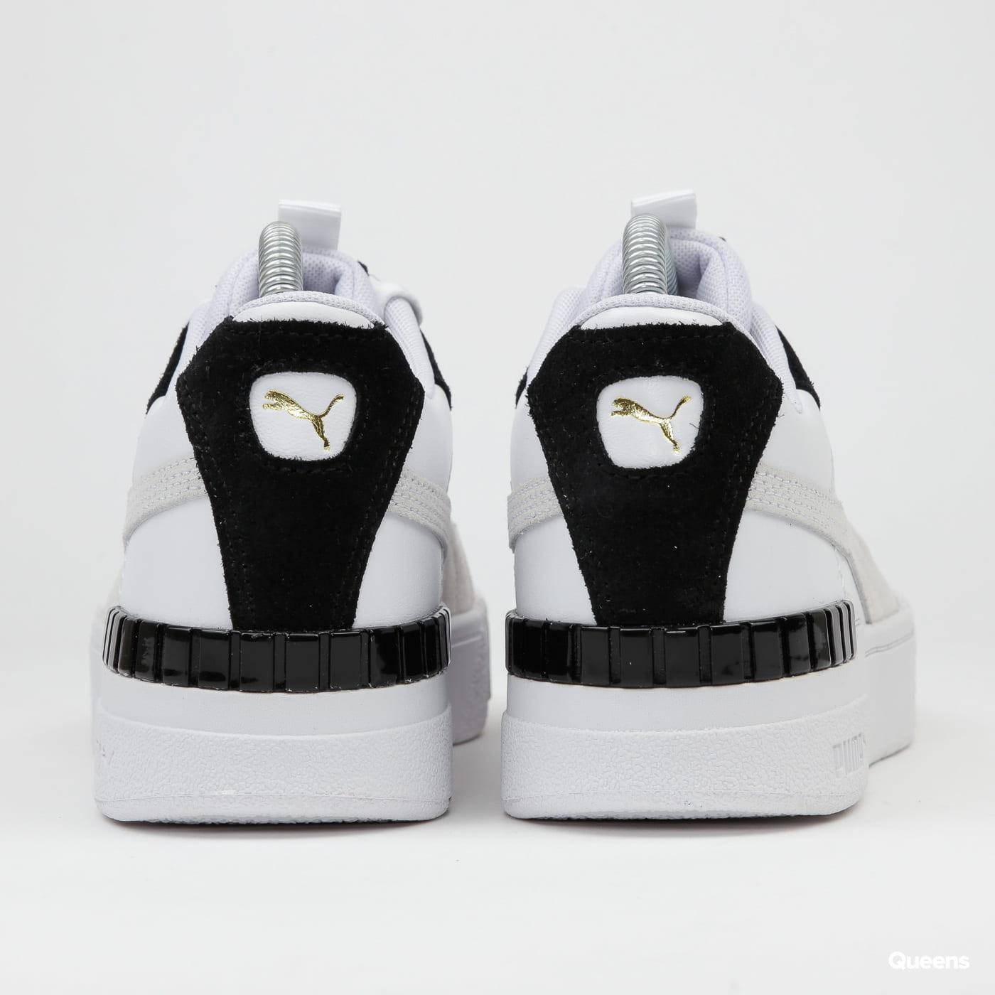 Puma Cali Sport Mix Wn's puma white - puma black