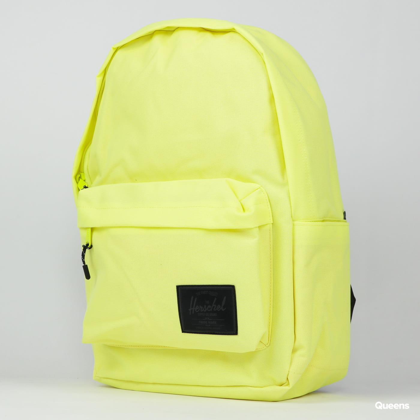 The Herschel Supply CO. Classic XL žltý / čierny