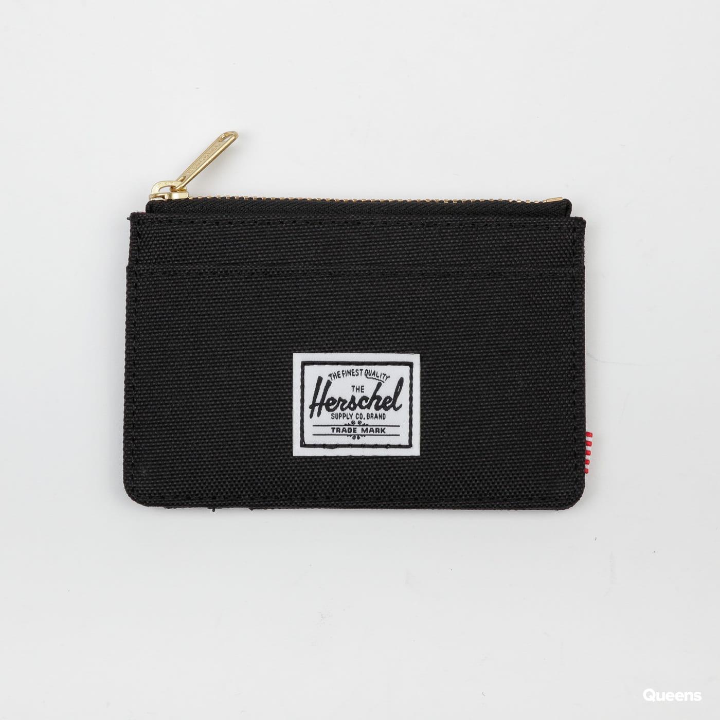 Herschel Supply CO. Oscar čierna