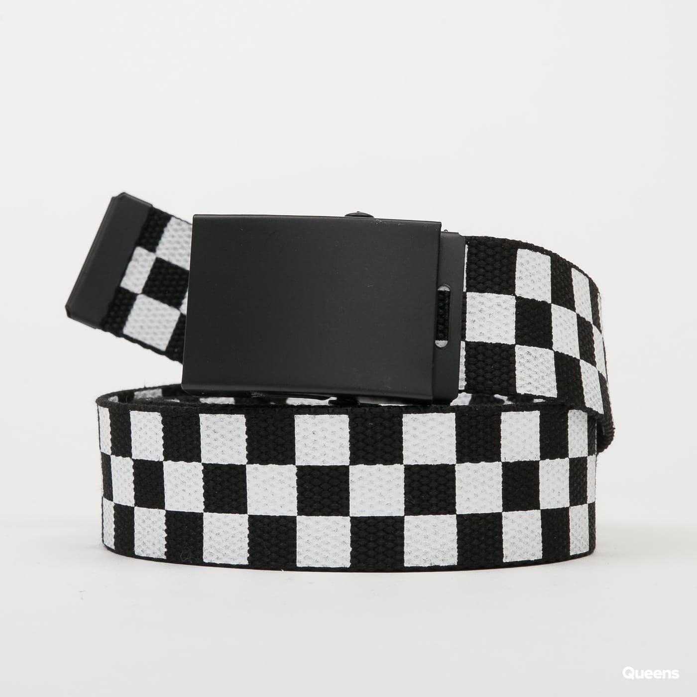 Urban Classics Belts Trio black / white / yellow