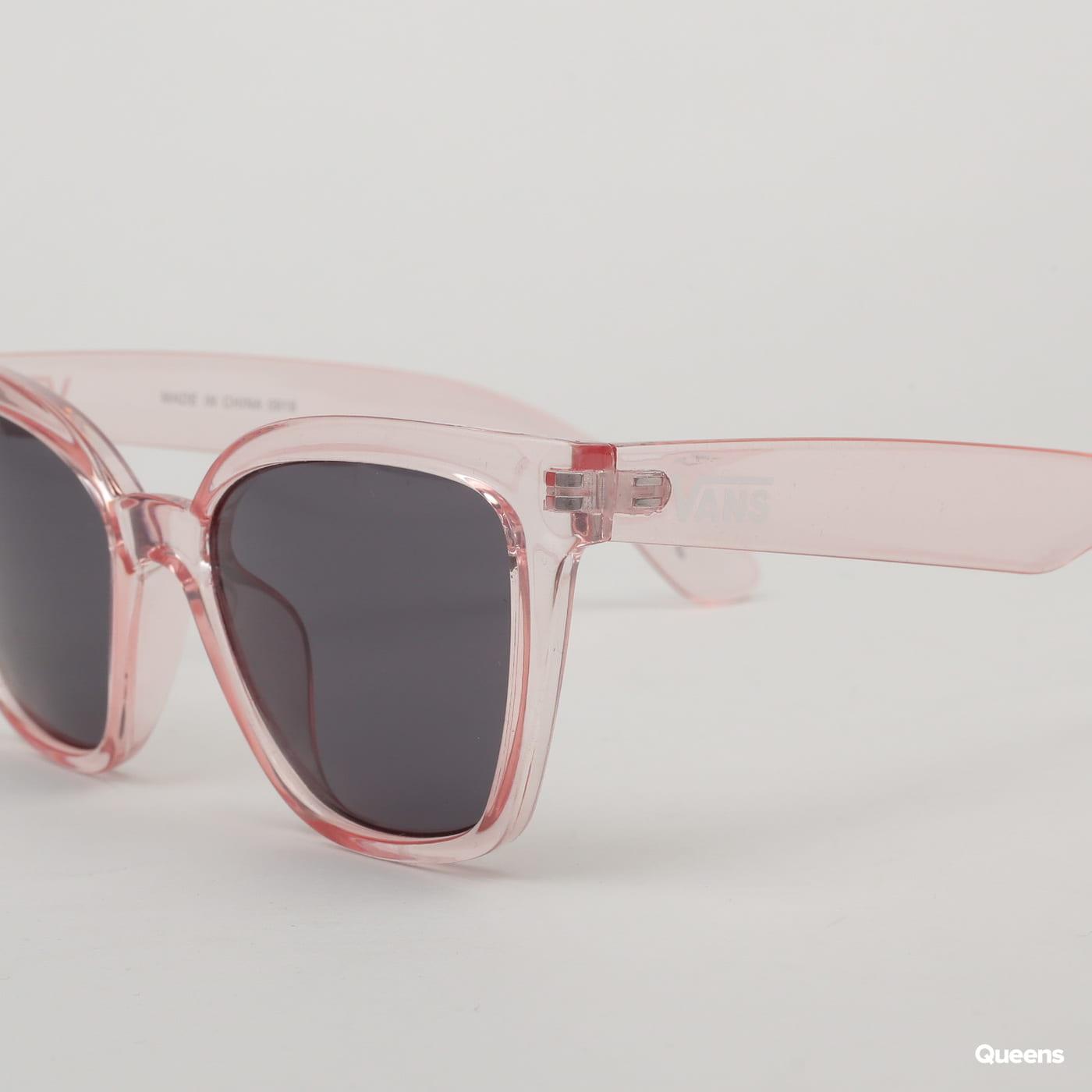 Vans WM Hip Cat Sunglasses hellrosa / schwarz