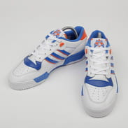 adidas Originals Rivalry Low ftwwht / blue / orange