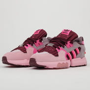adidas Originals ZX Torsion W maroon / shopnk / trupnk