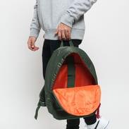 Alpha Industries Crew Backpack olivový