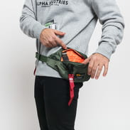 Alpha Industries Crew Waist Bag olive