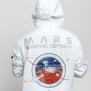 Alpha Industries Mars Mission Anorak bílá