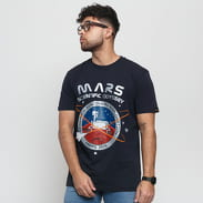 Alpha Industries Mission To Mars Tee navy
