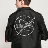 Alpha Industries NASA Coach Jacket černá