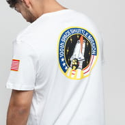 Alpha Industries Space Shuttle Tee bílé