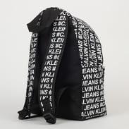 CALVIN KLEIN JEANS Sport Essentials Backpack černý / bílý