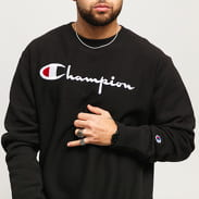 Champion Crewneck Sweatshirt černá